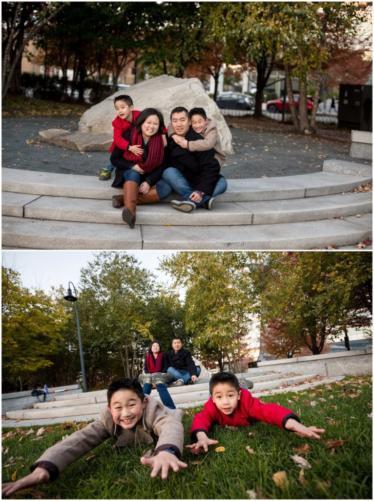 north point park photo session