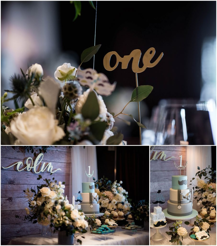 Stunning details of florals by Annie Shon Events