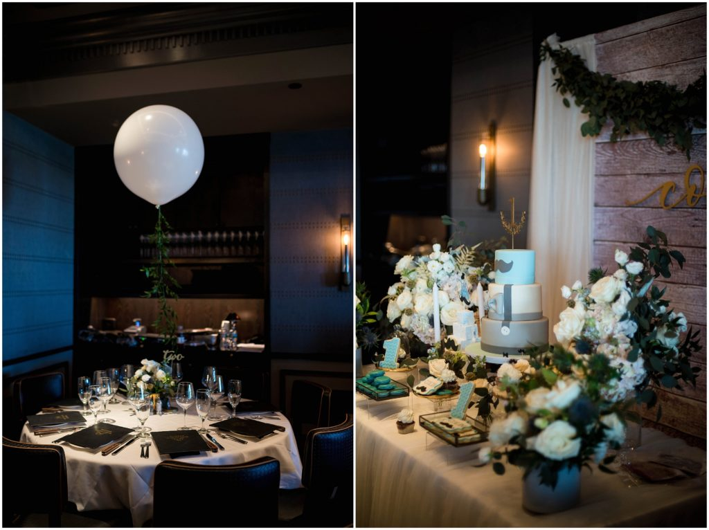 Event planning by Annie Shon Events in Boston at Mastro's
