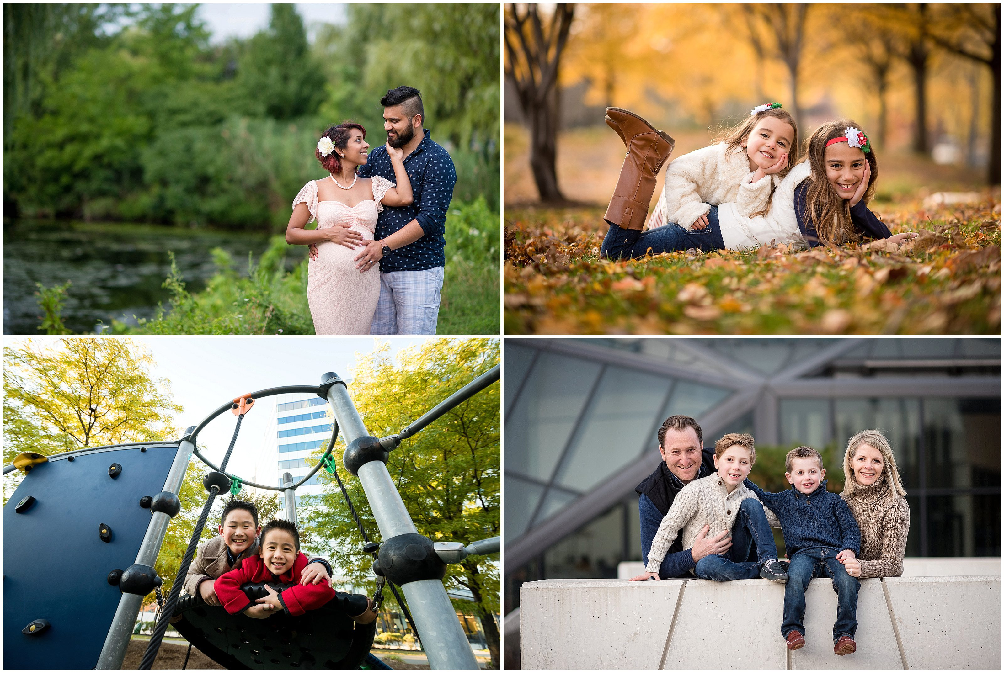North Point Park Family Photography Session