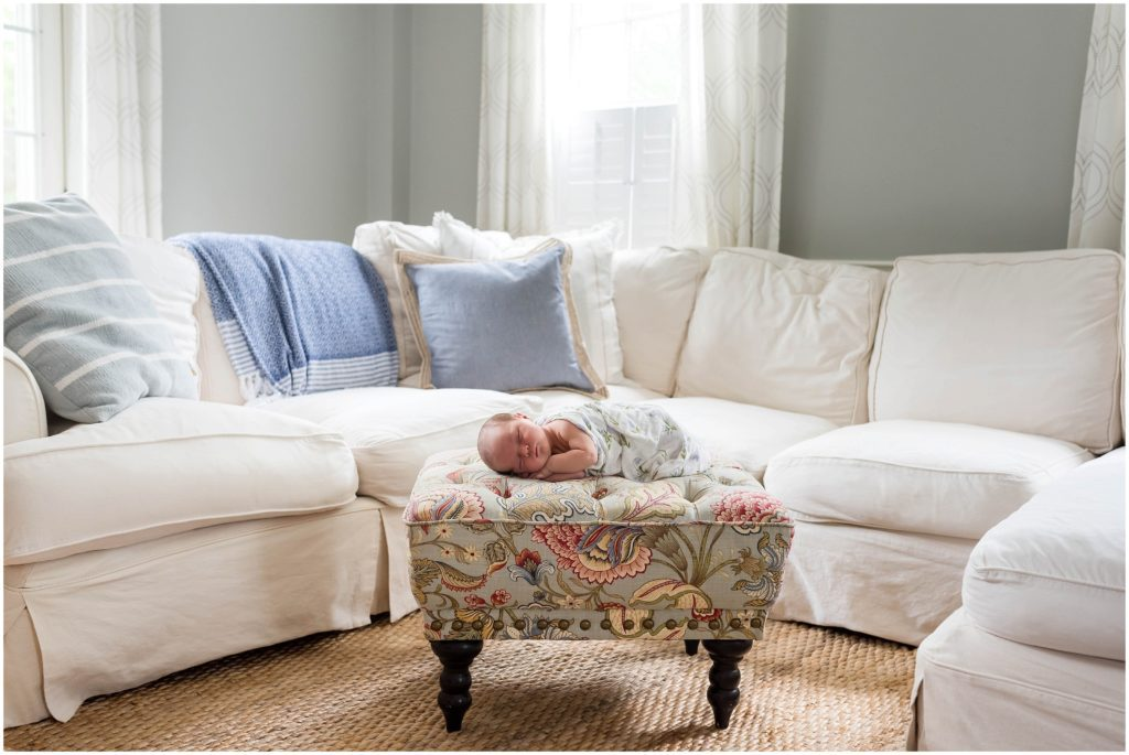 newborn lifestyle session at home