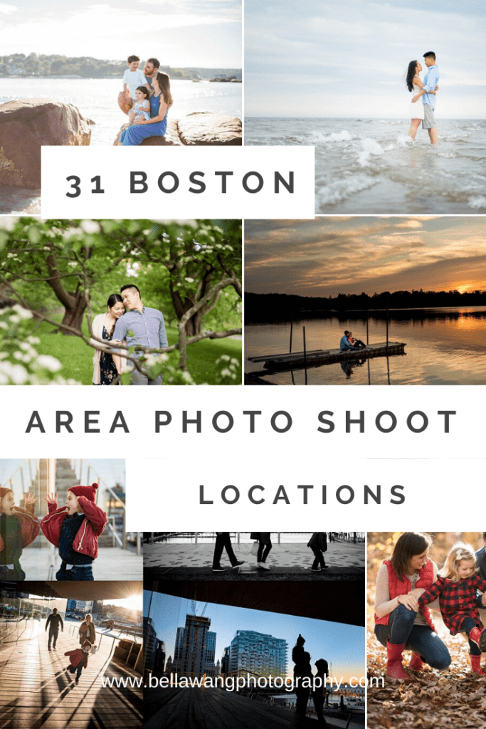 Best Boston photoshoot locations | where to have your photography session