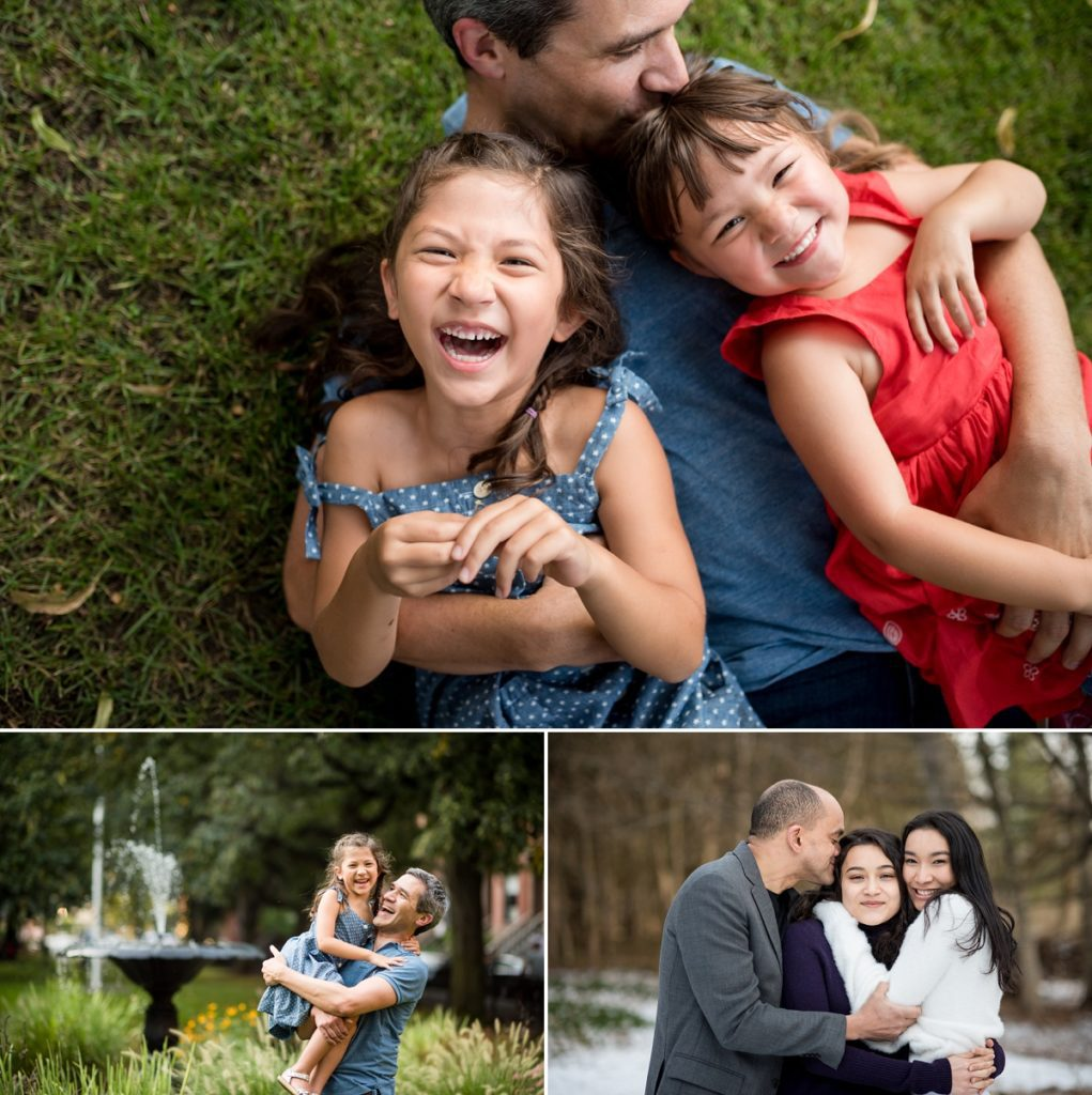 South End Family Photographer