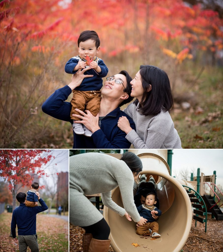 Danehy Park family photography session: suggested Locations for photoshoots