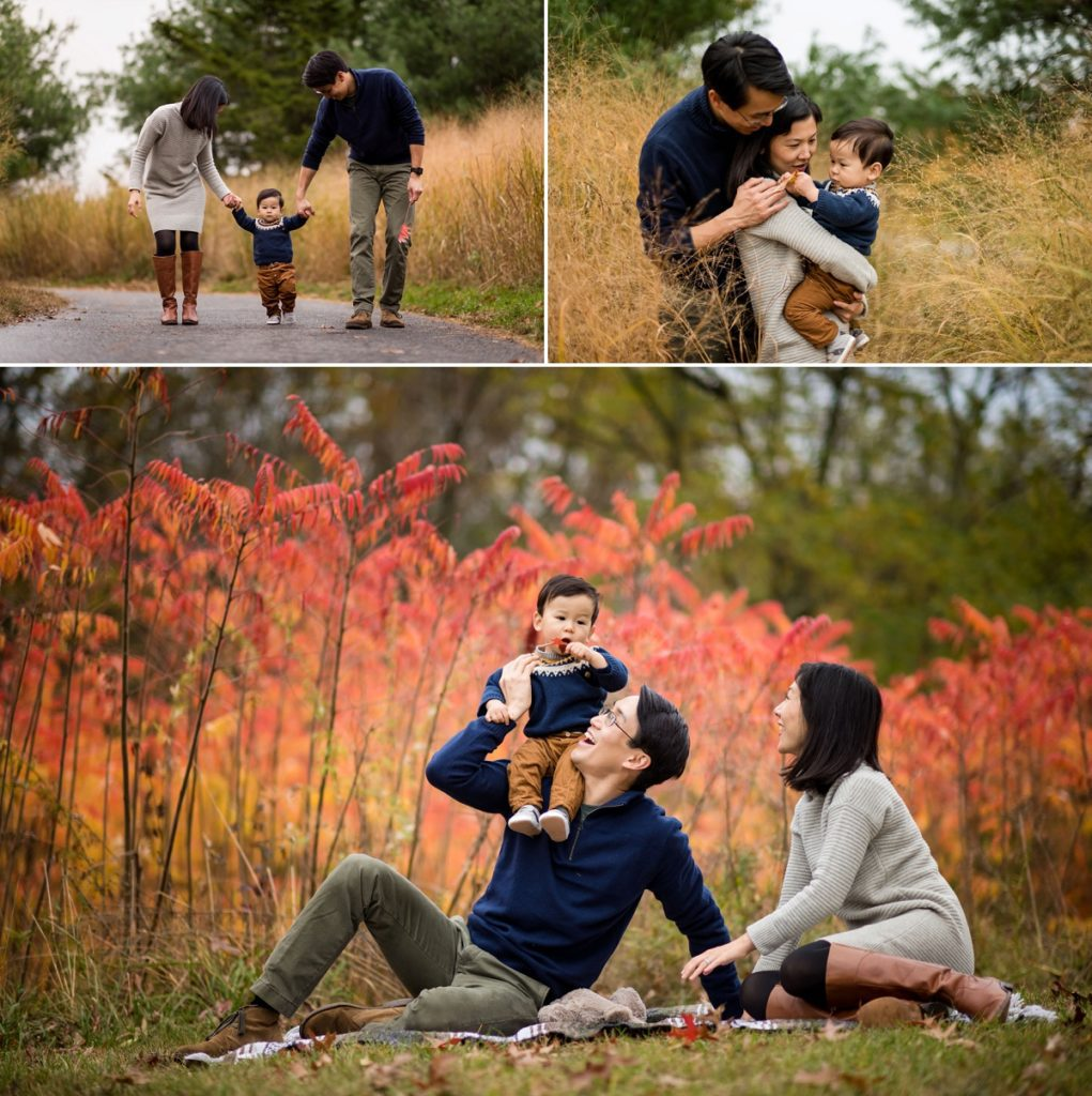 Danehy Park family photography session