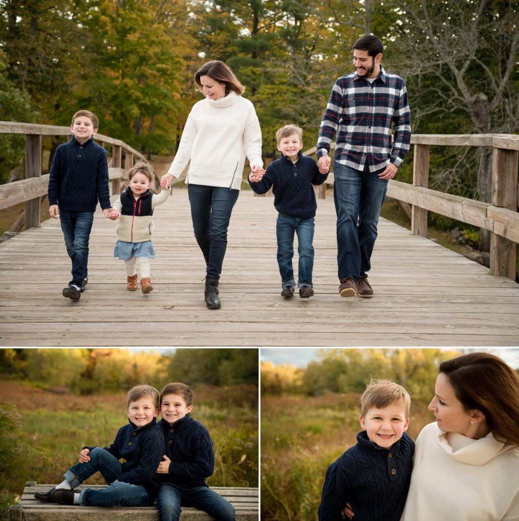 Minuteman National Park Concord Family photography Session