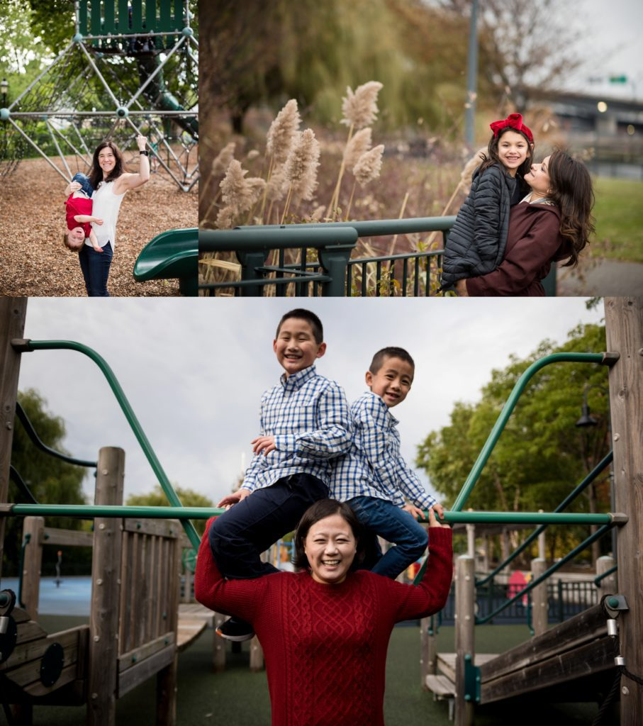 Cambridge Family session North Point Park