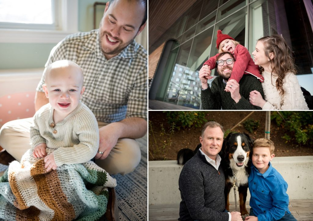 Family photography in Boston
