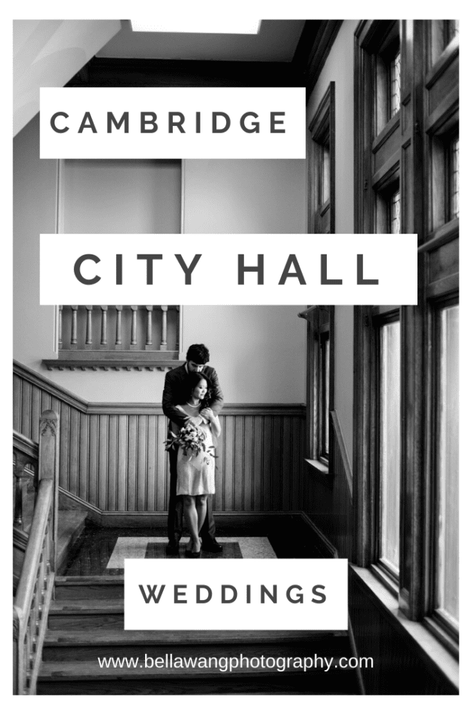 Cambridge City Hall Wedding Tips for posing with large height differences
