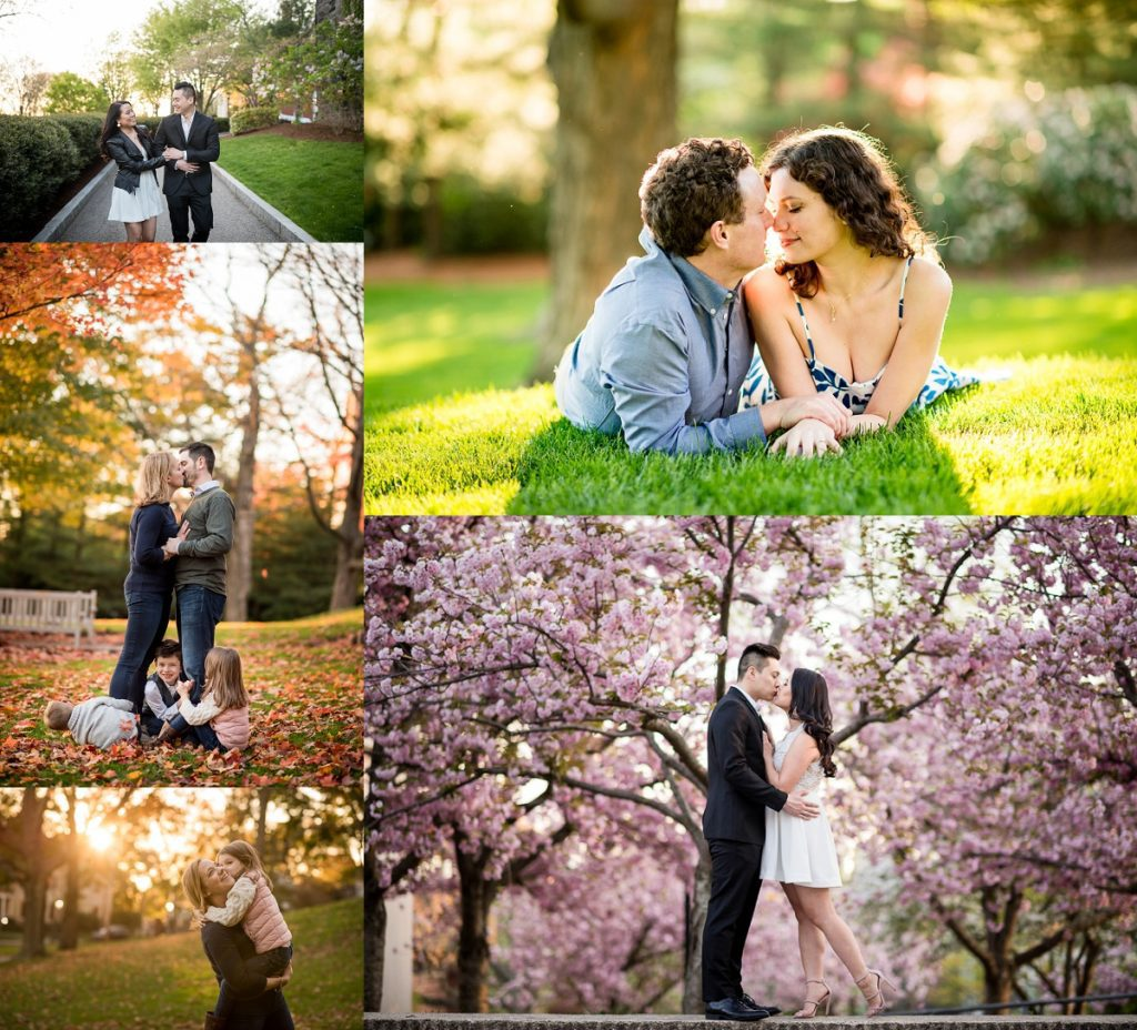 Tufts University campus | suggested Locations for photoshoots
