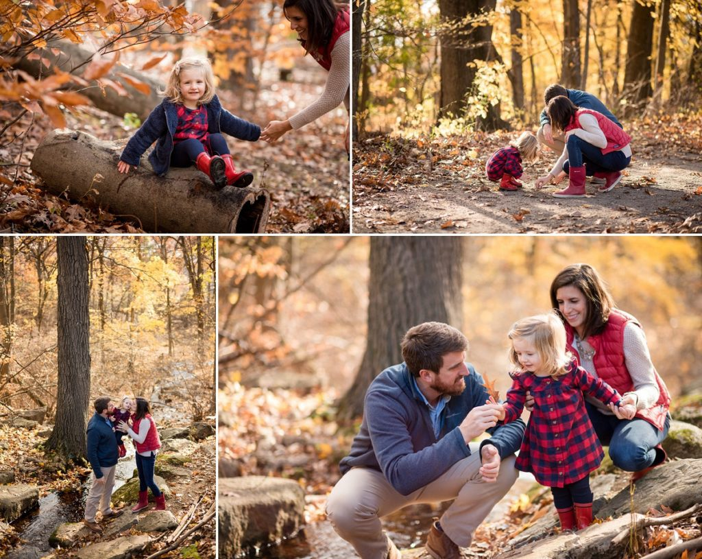 The Fells Family session photography