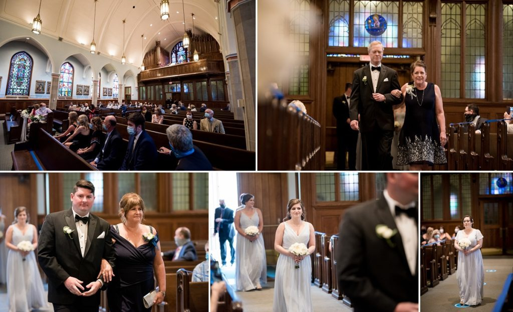 Wedding at Our Lady Star of Sea Marblehead, MA