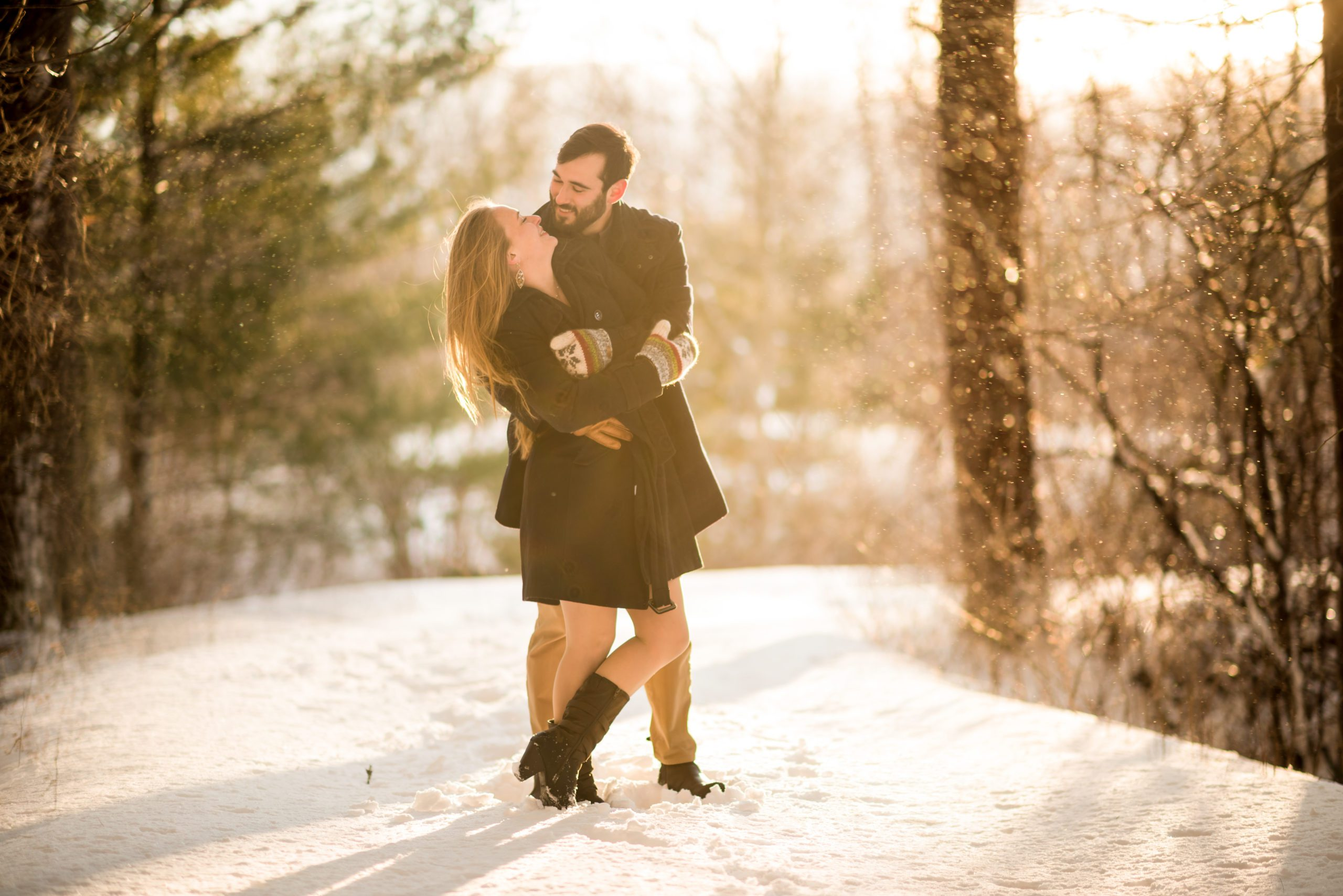How to plan for a winter photo session
