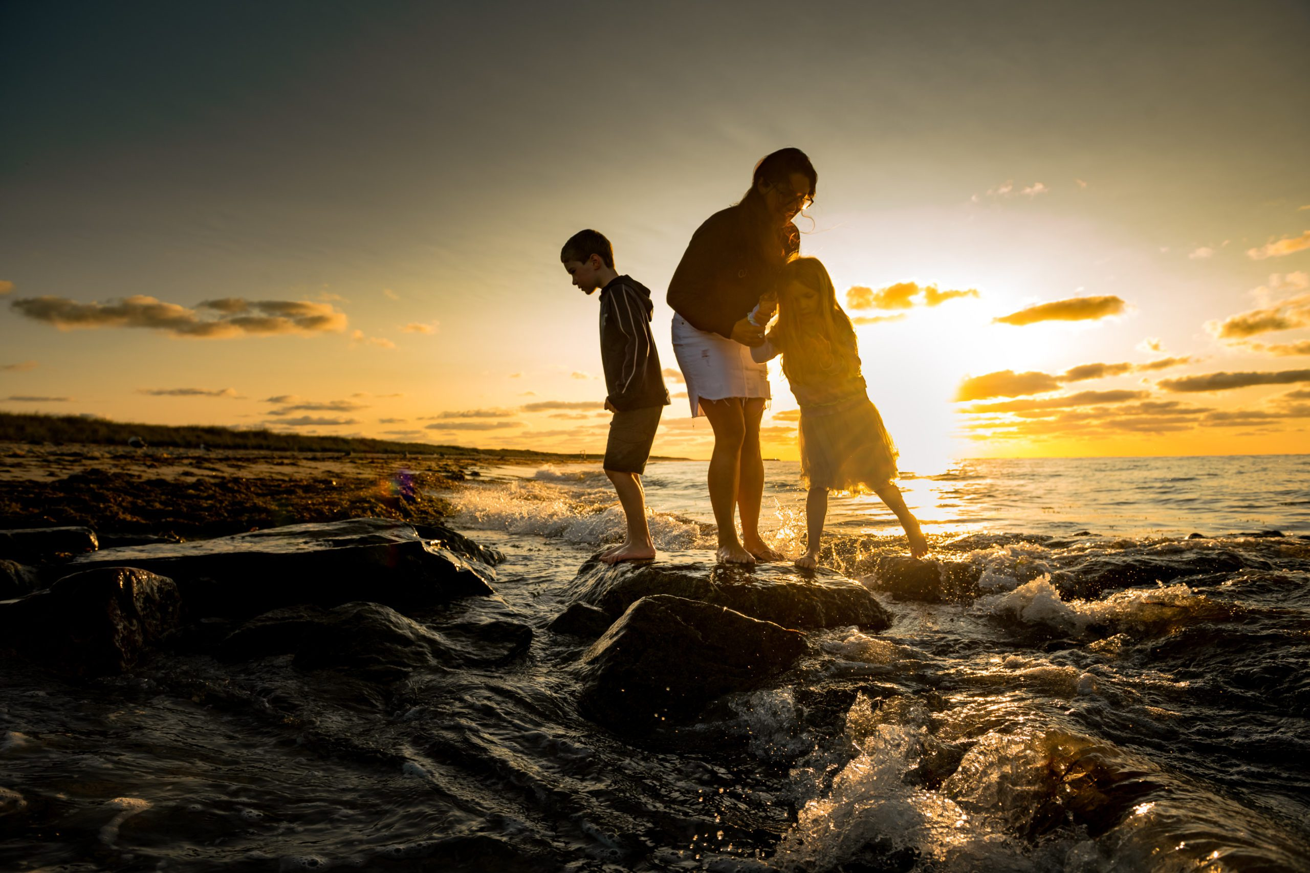 Cape Cod Family Beach Pictures
